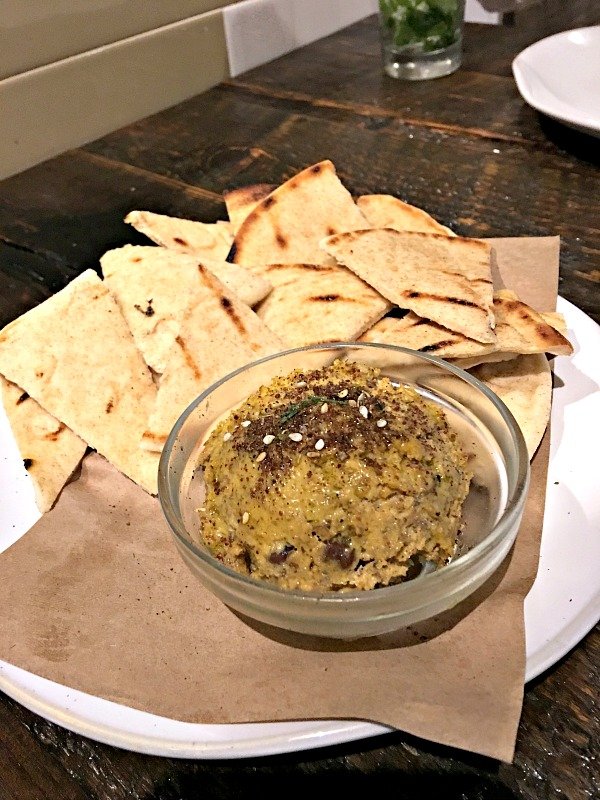 hummus at kid cashew