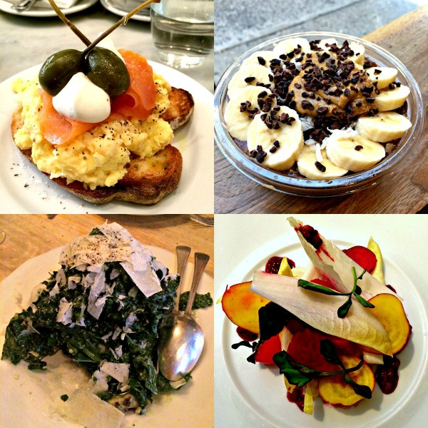 NYC Food Recommendations