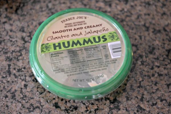 Trader Joe's Cilantro Jalapeno Hummus
