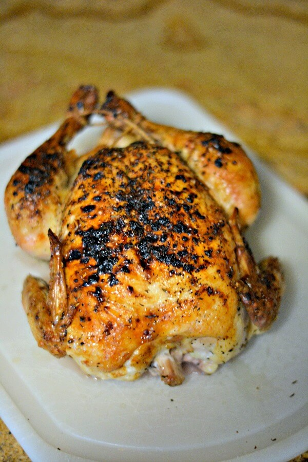 Ina Garten Perfect Roast Chicken