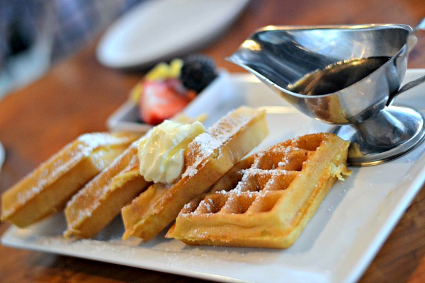 5 Church Waffles
