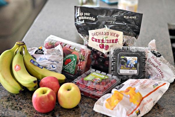 Whole Foods Summer Fruit