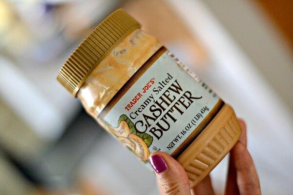 Trader Joe's Cashew Butter