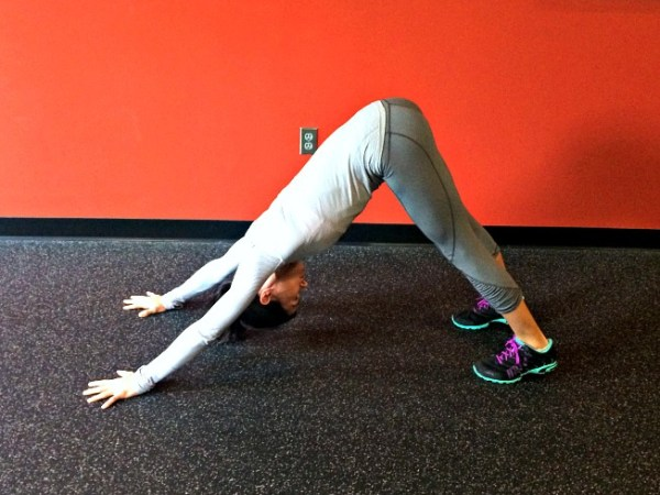 3 Yoga Poses Every Runner Should Be Doing