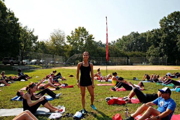 Jen DeCurtins Premier Protein Ambassador