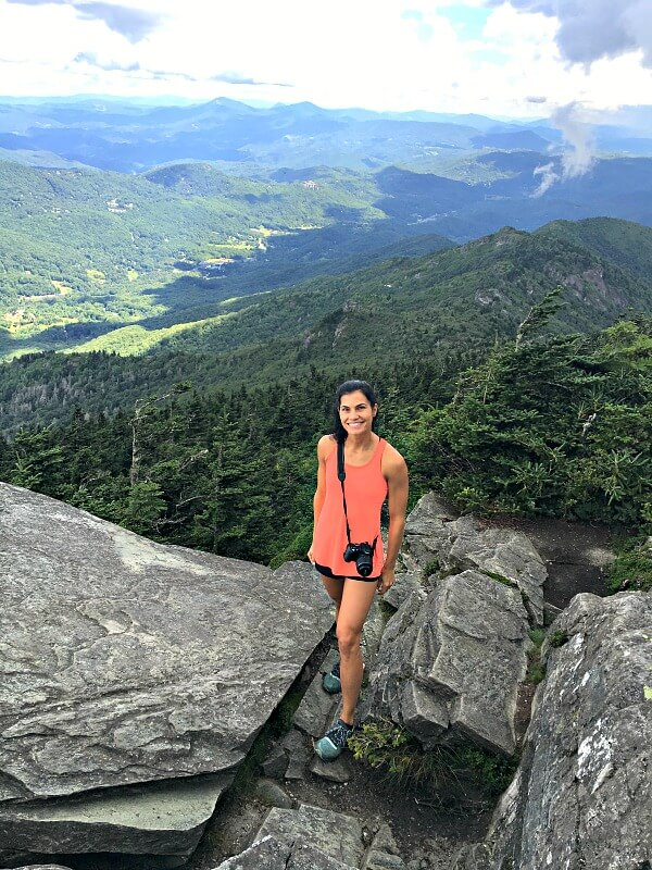 Calloway Peak Grandfather Mountain