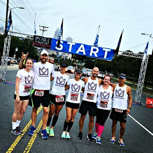 Charlotte Marathon Ambassadors