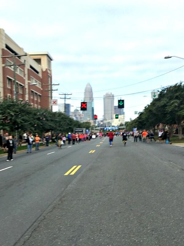 Half Marathon Race Recap