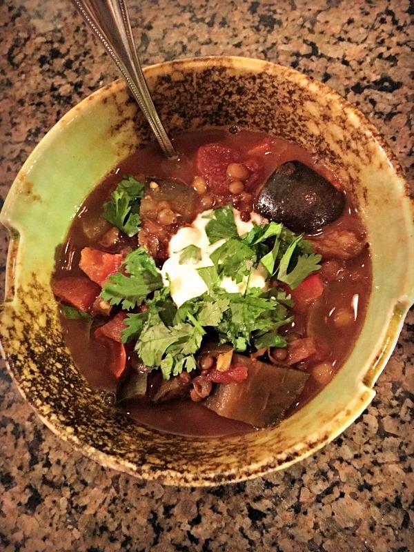 Armenian Lentil Soup