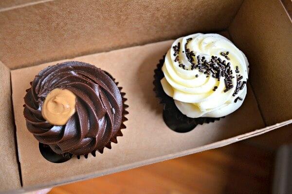 Sunflour Baking Company Cupcakes