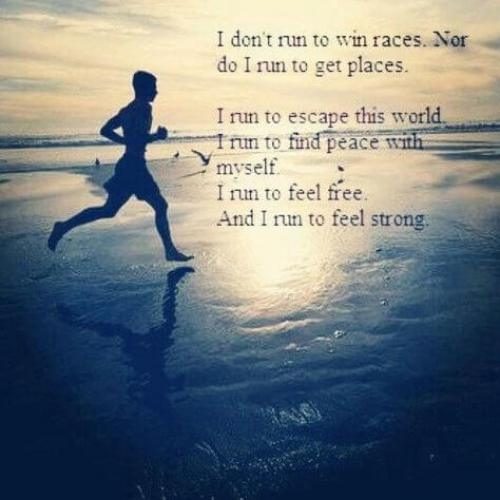 Distance Running: Loving Where You Are Today