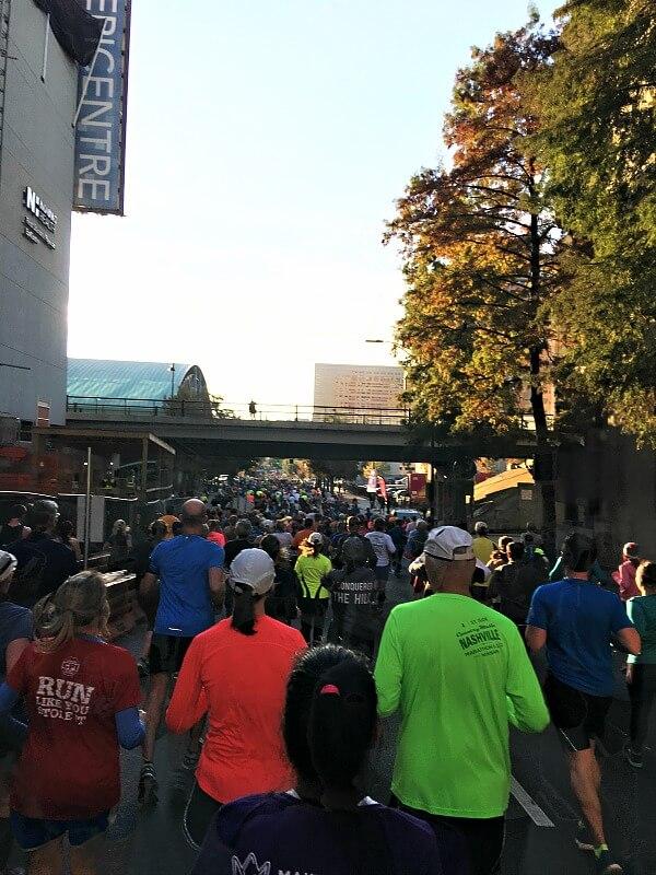 Charlotte Half Marathon Course