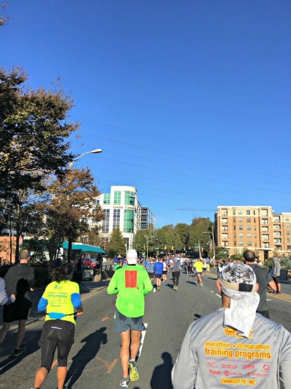 Charlotte Marathon Hills