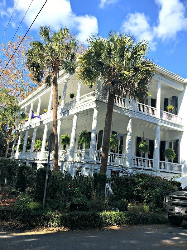 Historic Beaufort Home