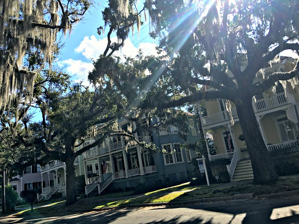Historic Beaufort Homes