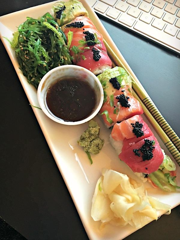 Namastay Kitchen Sushi