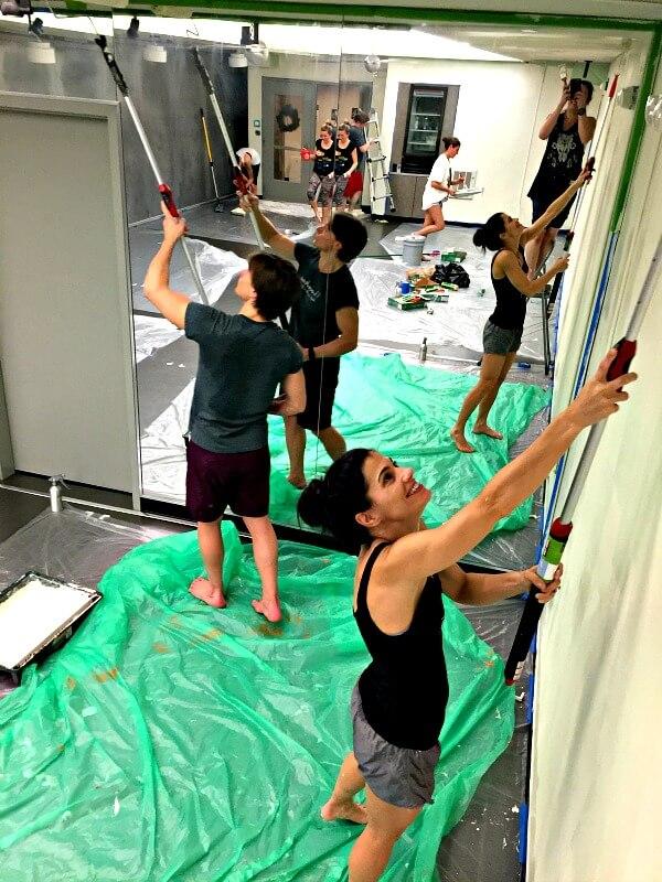 Y2 Yoga Painting
