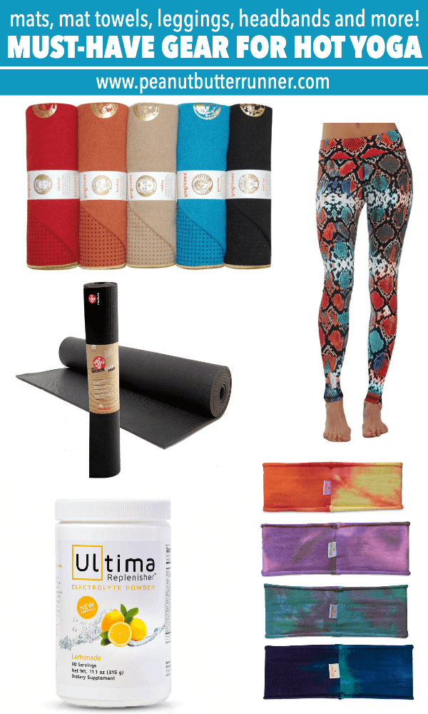 3fbe20f5d547f Must Have Gear for Hot Yoga: Mats, Towels, Clothes and Accessories