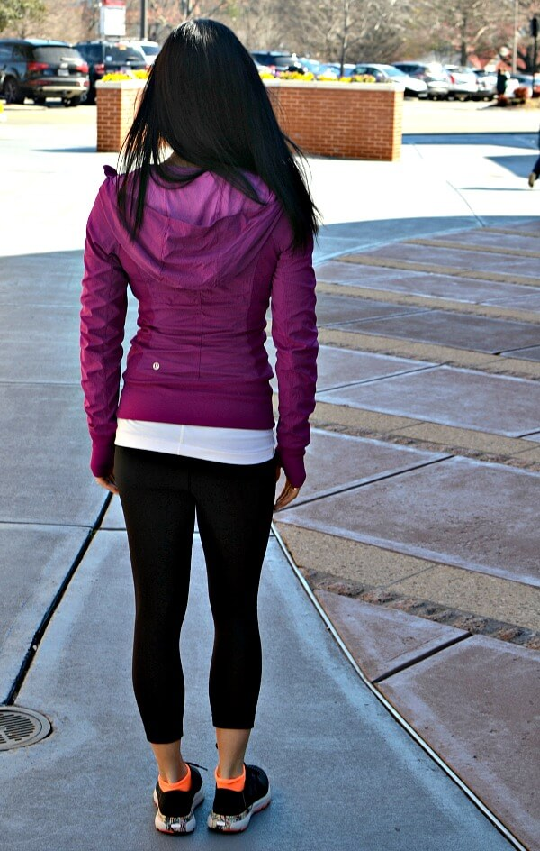 Before you head to your nearest lululemon store (the better way to shop for this brand: The website sometimes doesn't do the clothing justice, so at least pop in, look around, and try on before you go home to order online), here a few things to keep in mind to help you zero in on exactly what you want.