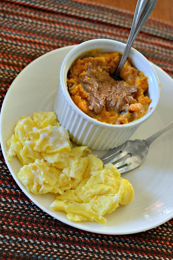 Sweet Potato Breakfast Bowls Whole30