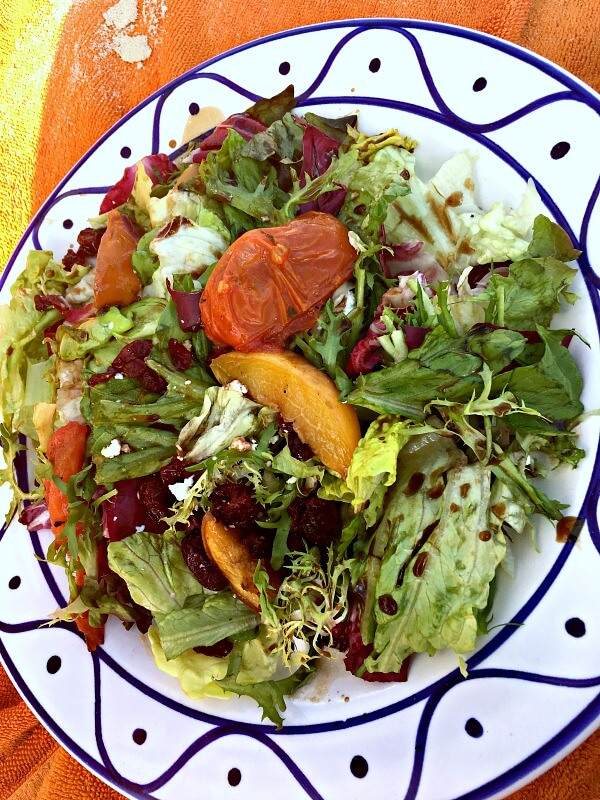 zoetry paraiso de la bonita salad