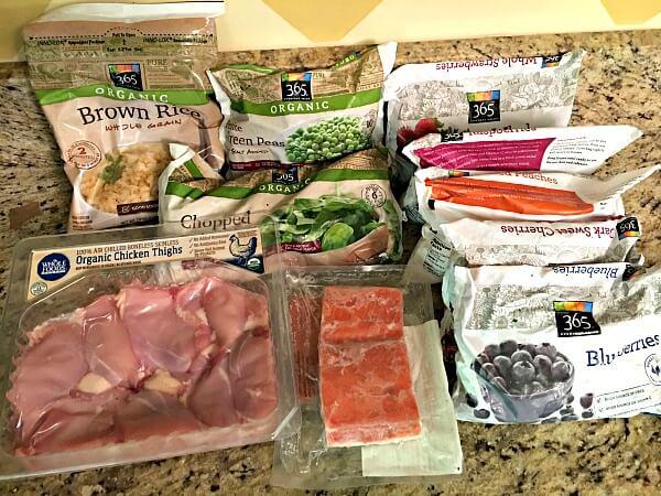 frozen foods whole foods market