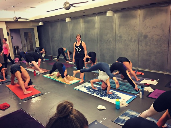 y2 yoga teacher training