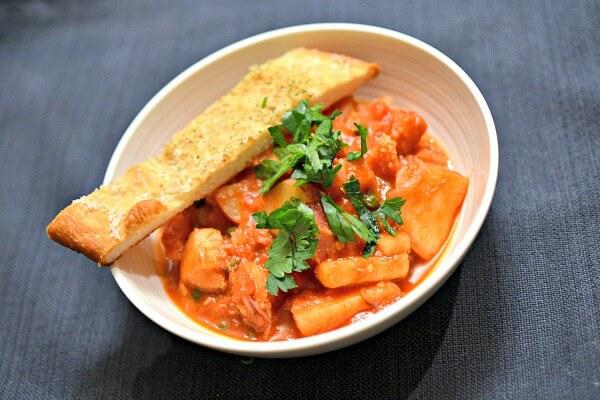 Southern Italian Cod Stew