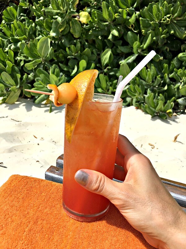 Zoetry Paraiso de la Bonita Drinks