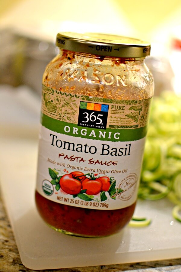 whole foods pasta sauce