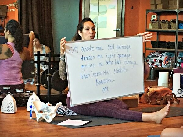 amani murray yoga