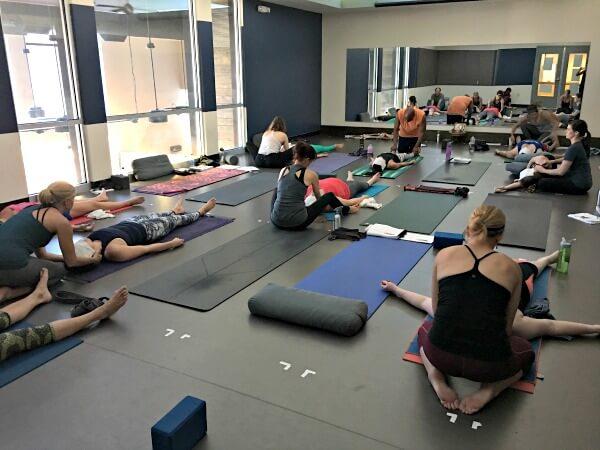 y2 yoga assist training