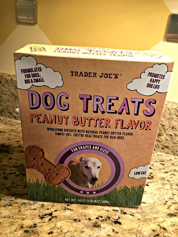 trader joe's dog treats