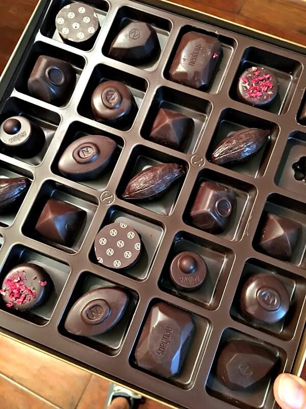 belgian chocolate