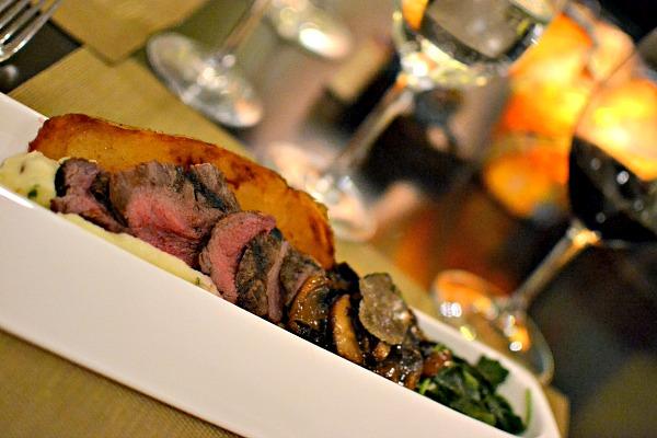 beef tenderloin gallery restaurant