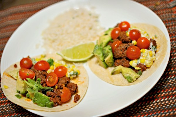 blue apron spicy tacos