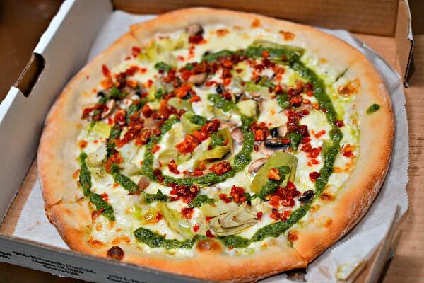 hawthorne's pizza