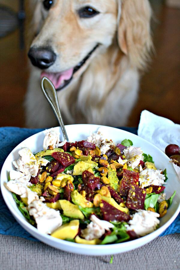 zoey salad