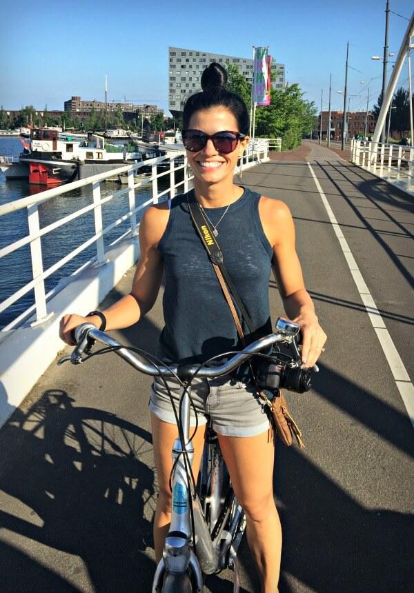 amsterdam bike rental
