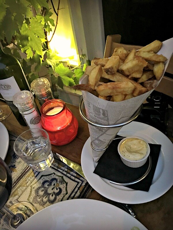 Brasserie SenT Fries
