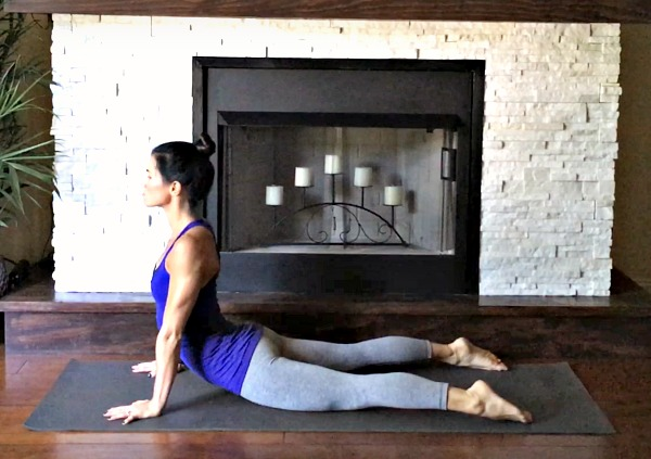 20 Minute Power Yoga Flow For An Intentional Start To The Day