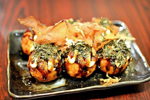 yume bistro takoyaki