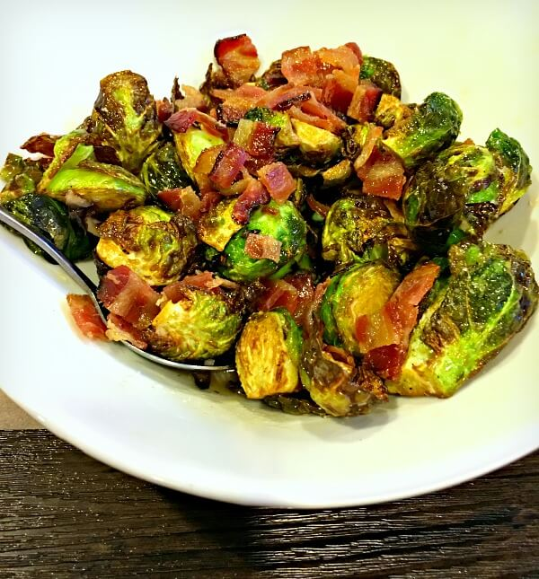 Namastay Kitchen Brussel Sprouts