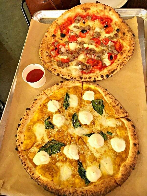 Inizio Pizza Charlotte