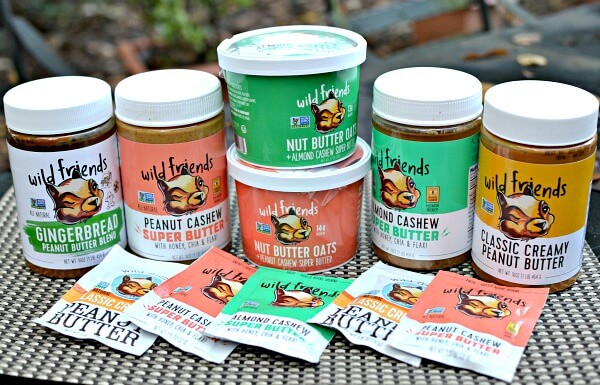 wild friends nut butters