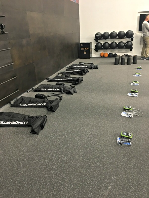 under armour recovery