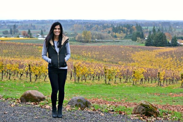 Sokol Blosser Vineyards