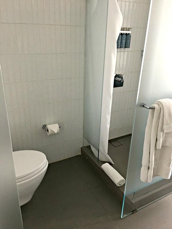 the arlo soho bathroom