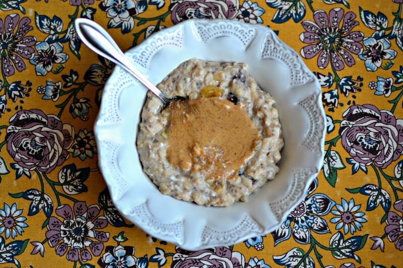 banana egg white oatmeal