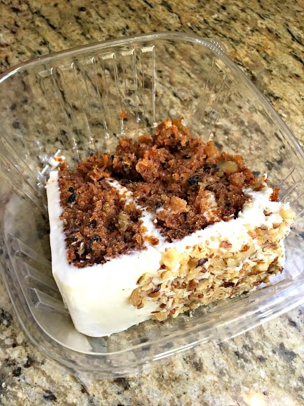 laurel market carrot cake